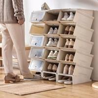 BELO 百露 组合式鞋盒收纳架 10个 +凑单品