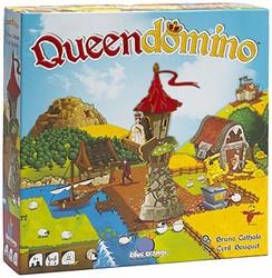 Blue Orange Queendomino战略棋盘游戏