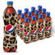 百事可乐 2019年限量口味 雪盐焦糖味可乐型汽水 500ml*12瓶 王嘉尔同款豹款碳酸饮料 19.9元