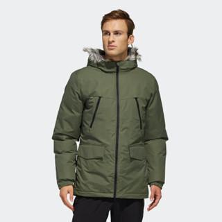 adidas 阿迪达斯  SDP Jacket Fur CF0881 男子户外棉夹克