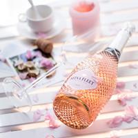 原瓶莫斯卡托女生干红酒冰甜葡萄酒汽气泡酒起泡酒无进口香槟酒杯