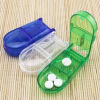 藤家里手  便携随身分装小药盒