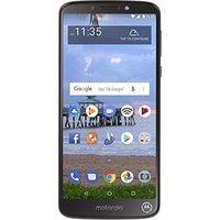 全无线摩托罗拉 Moto e5 4G LTE 预付智能手机TWMTXT1920DCP 仅设备 黑色