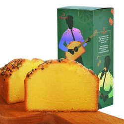 mexnwell 麦香威尔 芝香黄油磅蛋糕 450g *10件