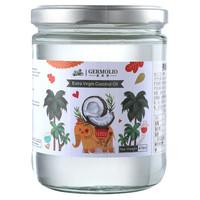 Frigga 弗瑞嘉椰子油473ml  菲律宾原装进口 物理冷压榨(烘焙烹饪 护肤卸妆) *5件