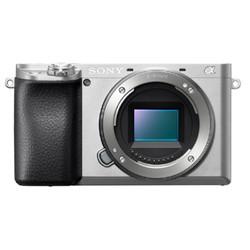 SONY 索尼 ILCE-6100L(16-50+55-210)APS-C画幅 微单相机 银色