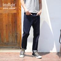 InteRight 4821893 男士直筒牛仔裤 *3件