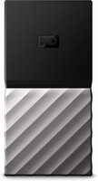 Western Digital 西部数据 WDBKVX0020PSL-WESN 便携式固态硬盘 SSD 2 TB, 黑/银
