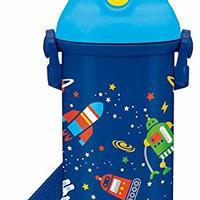 Skater 斯凯达 儿童水壶 480毫升 宇宙之星 日本制造 PSB5SAN