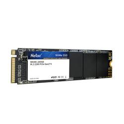 Netac 朗科 绝影N930E 240GB M.2 NVMe固态硬盘