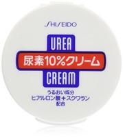 SHISEIDO 资生堂 护手霜 手脚霜 含10%尿素 盒装 100g×3个