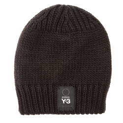 Y-3 Mens Knit Beanie 男士羊毛针织帽 *2件