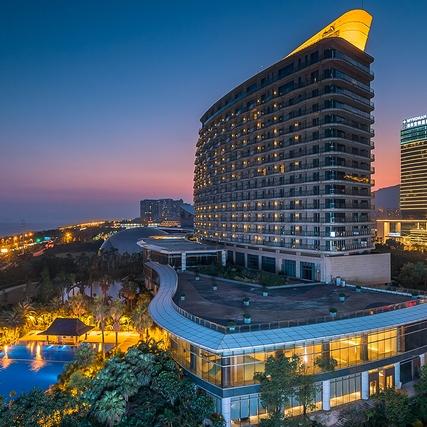 周末可用不加价!厦门国际会议中心酒店1-2晚套餐