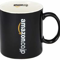 [Amazon.co.jp限定] Amazon 原创马克杯 黑色