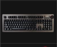 AJAZZ 黑爵 AK60 合金机械键盘 茶轴
