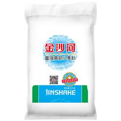 金沙河 富强高筋 小麦粉 5kg *4件