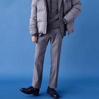 UNIQLO 优衣库 HEATTECH 418921 男士弹力修身长裤