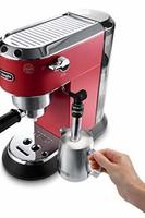 De'Longhi 德龙Dedica EC 685.R 泵压式咖啡机+红色