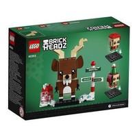 LEGO 乐高 40353 驯鹿和圣诞精灵