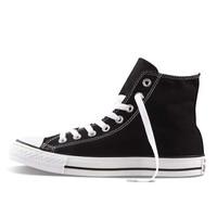 匡威 Converse All Star系列 经典款帆布鞋 男女情侣款 M9160C 黑色高帮 42.5