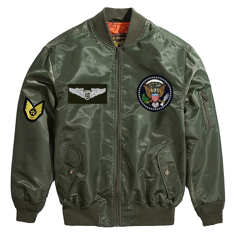 Luxury Lane MA-1 男士空军飞行夹克