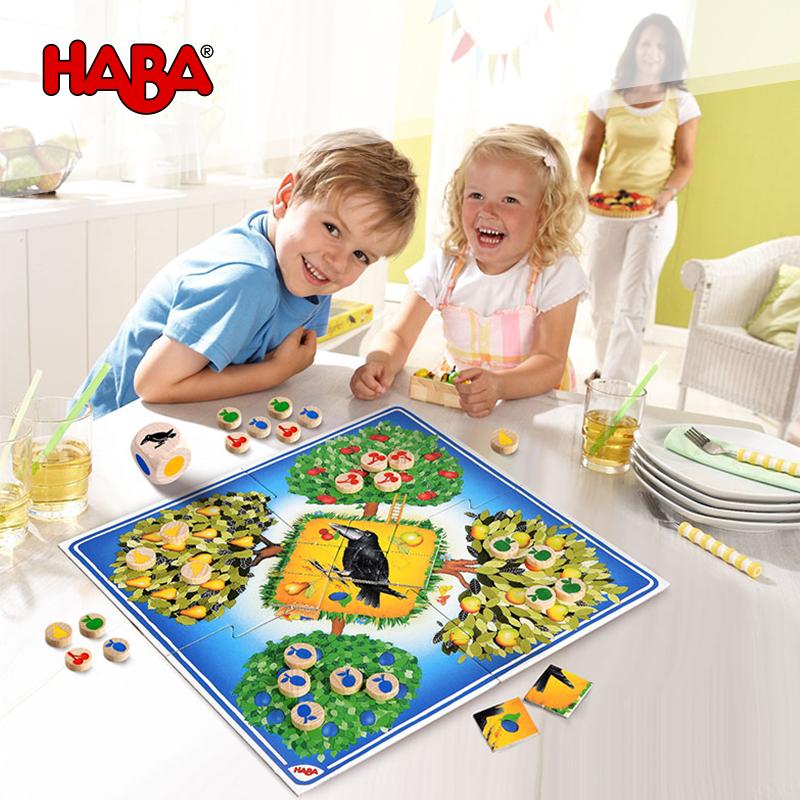 HABA 2539 女孩礼物迷你果园