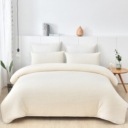 千丝雪 加厚冬季棉花被 200*230cm 6斤