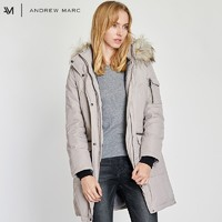 ANDREW MARC XFSW8GY246MNY 女士派克羽绒外套