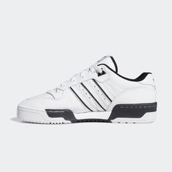 adidas 阿迪达斯 三叶草 RIVALRY LOW 男子运动板鞋