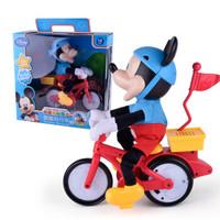 Disney 迪士尼 儿童电动音乐米老鼠骑车玩具
