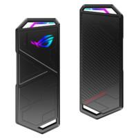 ROG 玩家国度 Strix Arion M.2 NVMe SSD支援2230/2280硬盘外接盒 ROG 外置硬盘盒
