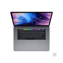 APPLE苹果 MacBook Pro15.4英寸苹果笔记本电脑商务轻薄本 17款i7-16-512G-MPTT2CH/A灰色