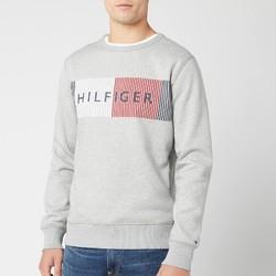 Tommy Hilfiger 汤米希尔费格 Hilfiger Logo 男款休闲卫衣