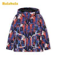 巴拉巴拉童装儿童棉服