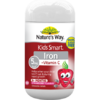 Nature's Way 儿童补铁+维生素c咀嚼片 草莓味 50片