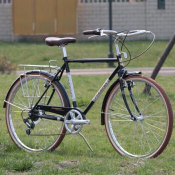 PHOENIX 凤凰 26寸 7速 禧玛诺变速复古自行车
