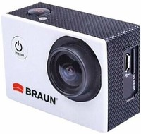 Braun Paxi HD 年轻动作相机00158069 银色