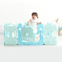 AUBY 澳贝 儿童婴儿游戏围栏 14 2