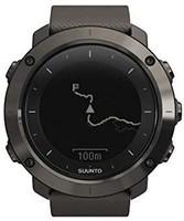 SUUNTO 颂拓 TRAVERSE 中性 远征系列GPS运动腕表 SS022226000 灰黑