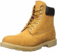 Timberland 添柏岚 男式 6英寸基本款靴子 对比色鞋帮
