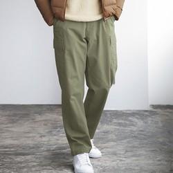 UNIQLO 优衣库 418937 男子直筒工装长裤