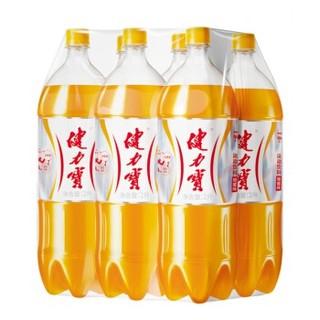 健力宝 橙蜜味 运动碳酸饮料 2L*6瓶