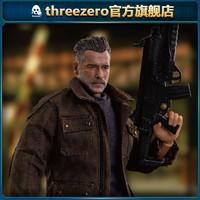 threezero 终结者6 T-800 1/12比例收藏级可动人偶