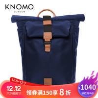 KNOMO英国Novello新款15寸背包男双肩包休闲大容量旅行电脑包背包 15寸 尼龙款