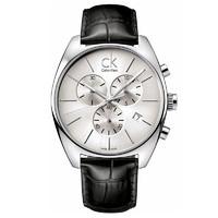 Calvin Klein 卡尔文克莱因 Exchange系列 男士石英表 K2F27120 欧美品牌