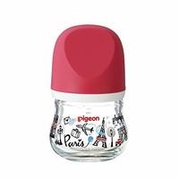 Pigeon 贝亲 宽口径玻璃奶瓶 160ml