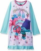 Dreamworks 女童滚轮睡衣