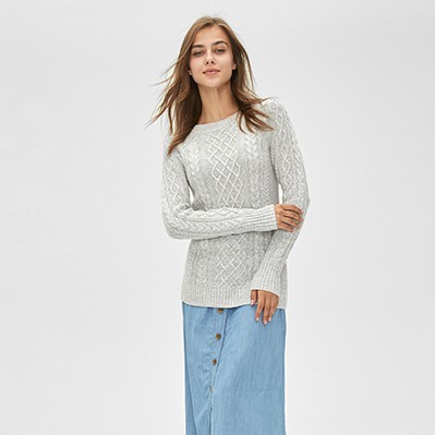 Gap 473917 女士加厚针织衫