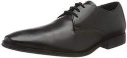 Clarks 男士 Gilman Pure Derbys系带皮鞋