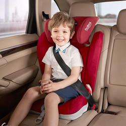 Britax 宝得适 凯迪成长SL 儿童安全座椅 isofix接口